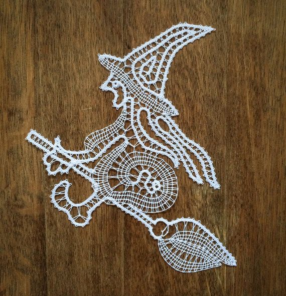 in slovenia, there is an important tradition of lacemaking, in a town called idrija. it was huge in 18th century, but over the years it decreased. women