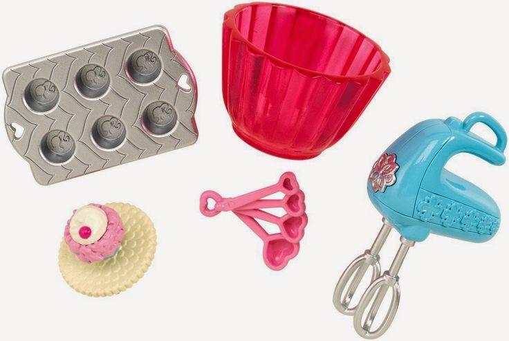 Barbie Cupcake Pack 2015