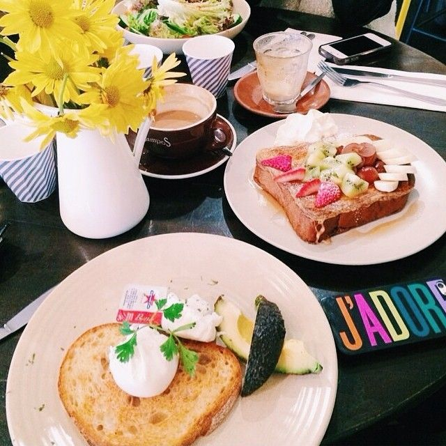 Brunch envy with side of J'adore phone cover