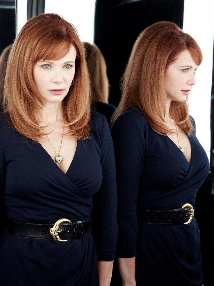 Lauren Holly as Dr. Betty Rogers #Motive