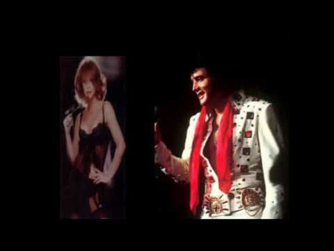 ELVIS PRESLEY + ANN MARGRET - THE KING AND THE REDHEAD