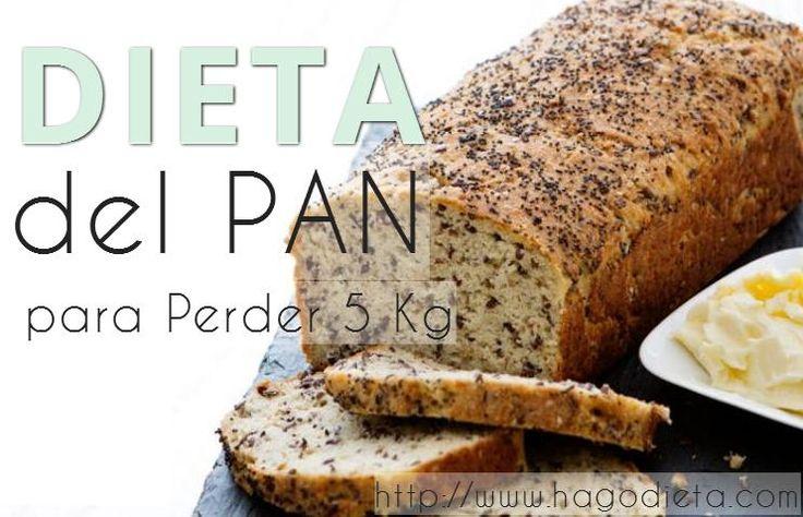 Siempre que se hace una Dieta para Bajar de Peso lo que mas se extraña es el pan.  El pan blanco comercial contiene aditivos para su leudado y conservacion que inflaman demasiado el organismo.