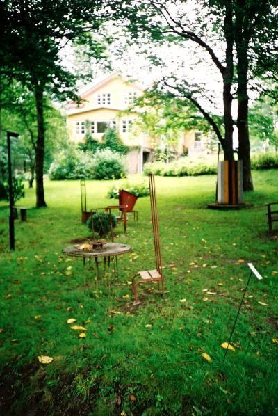 フィンランドの小さなアーチスト村、フィスカルス。 (ヘルシンキ) - 旅行のクチコミサイト フォートラベル