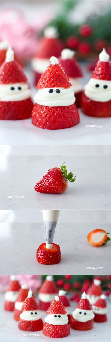 I ❤️ les fraises