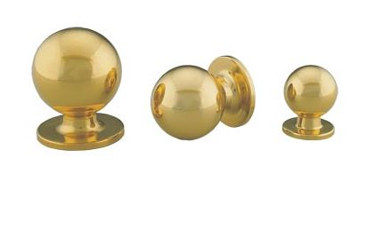 Modern Kitchen Knobs - Brass #motherofpearl #MOP #renovation #homedecor #diy #knobs #pulls #handles #zinc #solidbrass