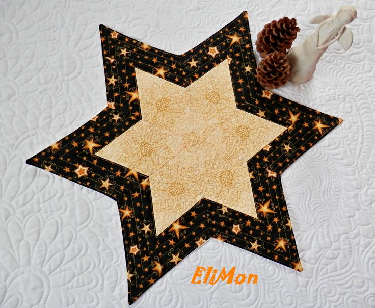 Christmas Star....Patchwork & Quilting