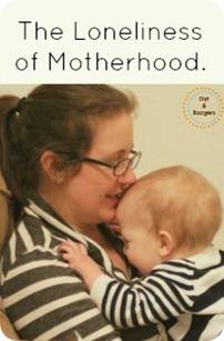 The Loneliness of Motherhood -