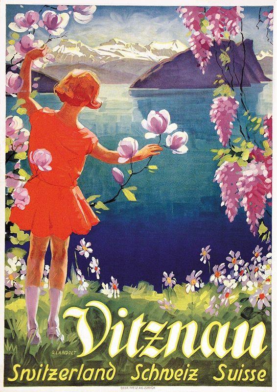 Vitznau ~ Lucerne _____________________________ Visitez la Suisse ~ Switzerland