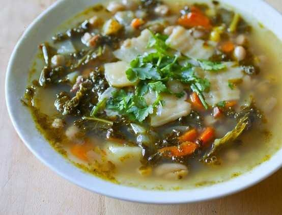 White beans, Kale and Beans on Pinterest