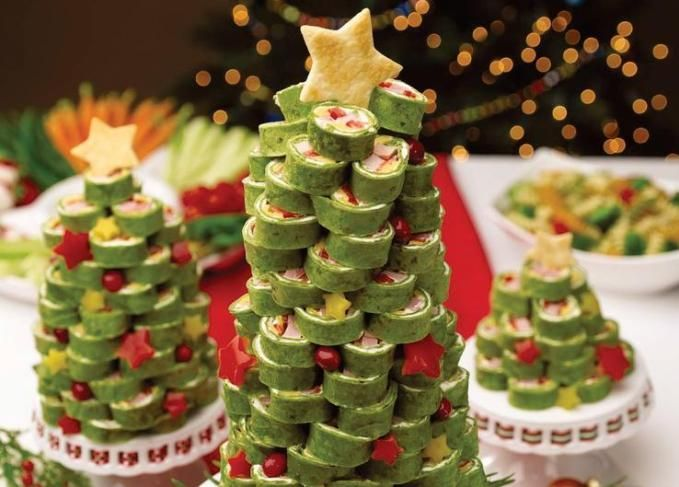 Instead of giving you specific recipes for the Christmas party appetizers, we…