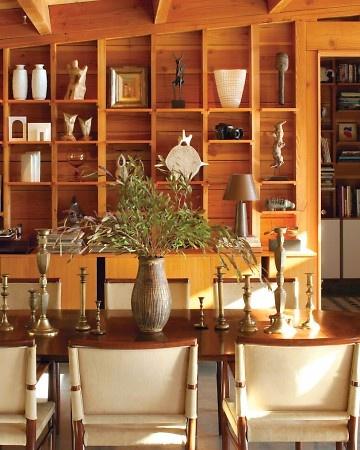 Built In Shelves Dining Rooms And Shelves On Pinterest