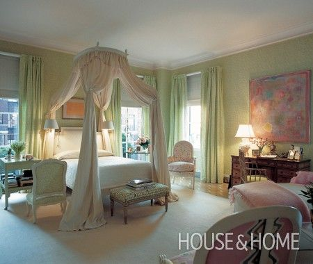 Photo Gallery: Albert Hadley Interiors   House & Home