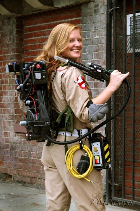 GhostbusterPM's Proton Pack - Proton Packs - Fan Props - Ghostbusters Fans