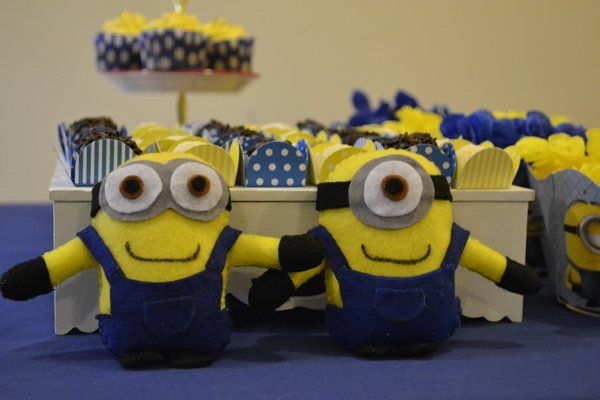 Minnion Birthday Party