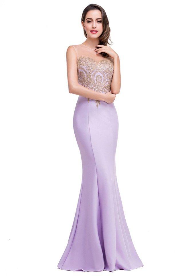 40 besten Lilac Prom Dresses Bilder auf Pinterest | Abendkleider ...