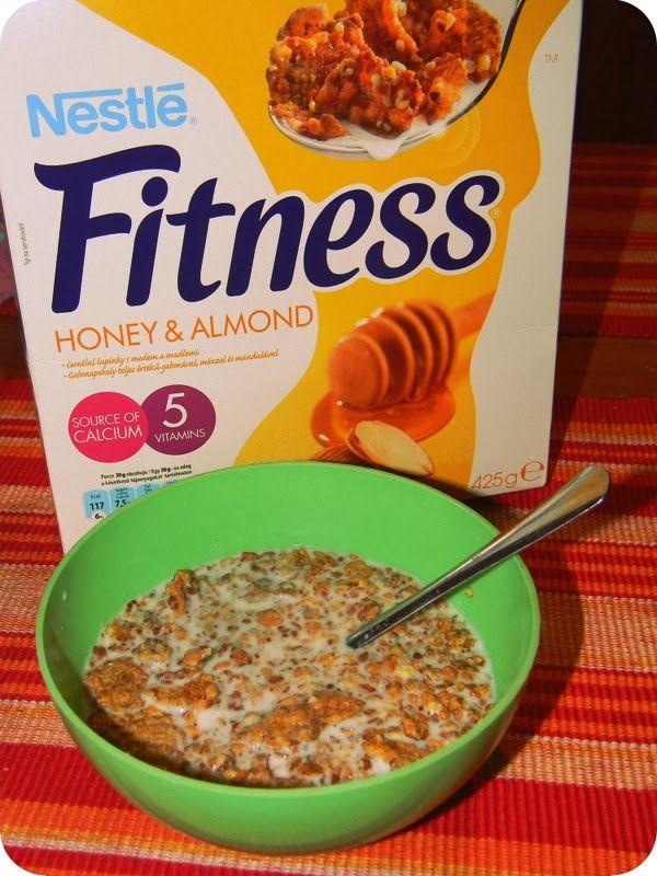 Top produkt prosincového boxu - Nestlé Fitness Med a mandle