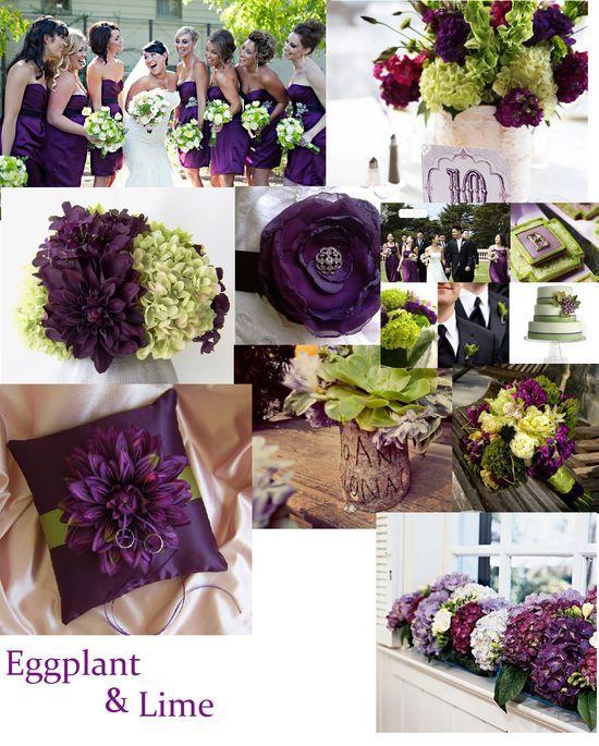 25+ Best Ideas About Eggplant Wedding Colors On Pinterest