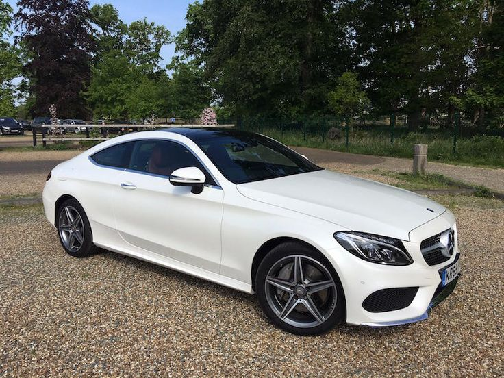 We've been out and about in the new Mercedes C-Class, taking in the sights and sounds of its optional Burmester sound system.