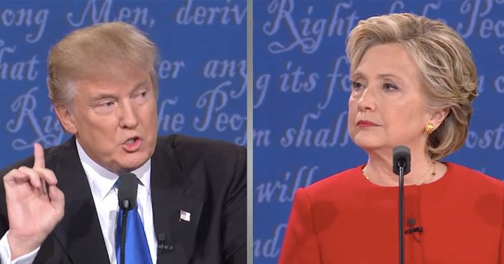 The first debate featured an unprepared man repeatedly shouting over a highly prepared woman