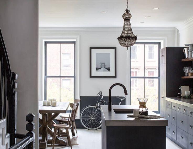 Großartig Esszimmer, New York Brownstone, Brooklyn Brownstone, Brooklyn Wohnung, Ikea  Küche, Küchenspülen, Kochen, Küche, Zuhause