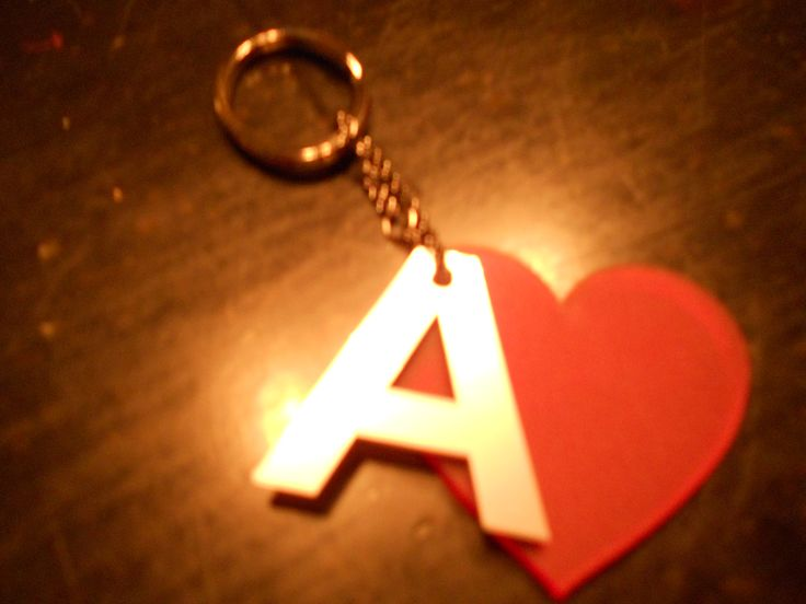 Acrylic monogrammed keychain . Order yours at www.box2order.gr