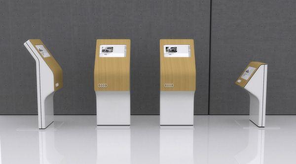 info kiosk design - Google 검색