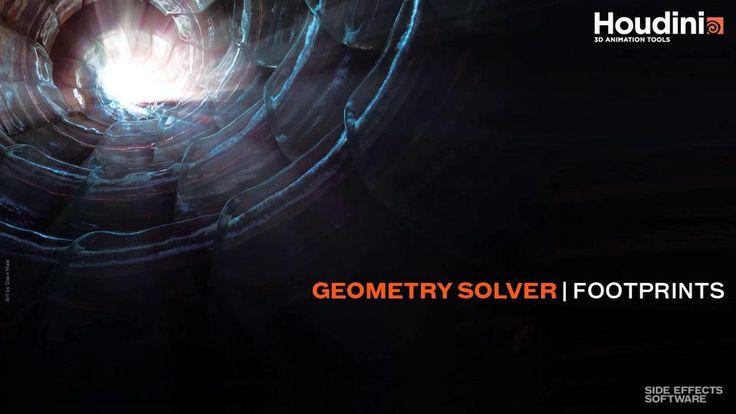Geometry Solver Footprints