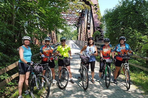 The C&O Canal Rails to Trails 3 Day Bike Tour explores the hidden gems of C&O Canal. Pedal thru historic scenery with inns, expert guides & SAG support.