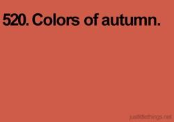 .: Favorite Colors, My Birthday