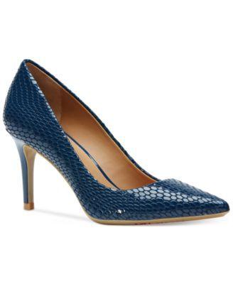 Calvin Klein Women's Gayle Pointed-Toe Pumps   macys.com