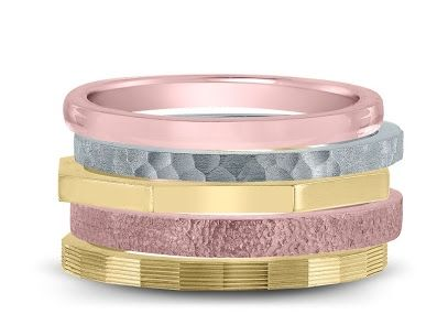 New from Novell - Circles stackable rings....