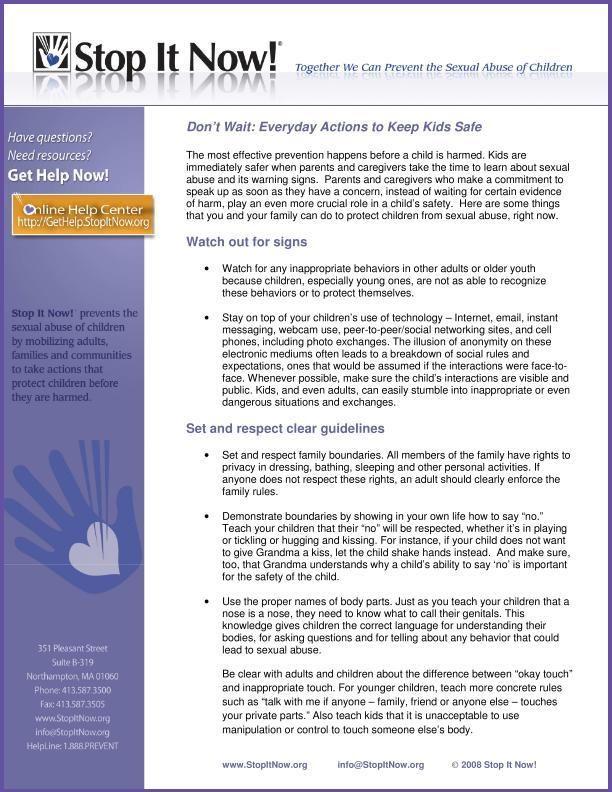 Problem Behaviors in Foster Children Following Placement