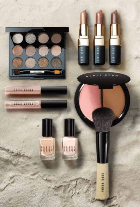 Bobbi Brown Sandy Nudes Collection for Summer (review)