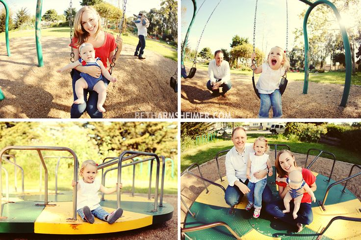 playground photo shoot - beth armsheimer