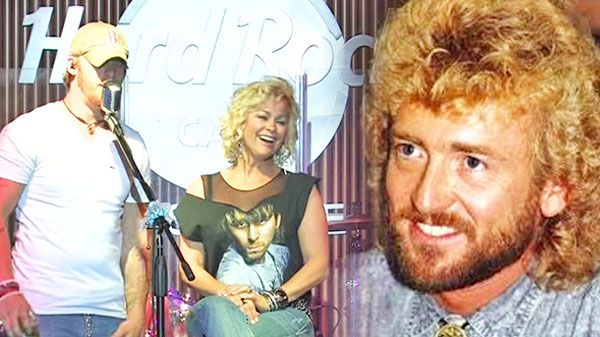 """Country Music Lyrics - Quotes - Songs Lorrie morgan - Jesse Keith Whitley Covers Father's Song """"Tell Lorrie I Love Her"""" (VIDEO) - Youtube Music Videos http://countryrebel.com/blogs/videos/18375043-jesse-keith-whitley-covers-fathers-song-tell-lorrie-i-love-her-video"""