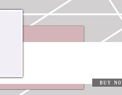 "Check out new work on my @Behance portfolio: ""Promo banner"" #webbanner #banner #salesbanner #promobanner #design"