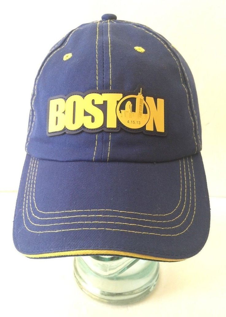 Boston Strong Boston Marathon Royal Blue Patch Adjustable Baseball Cap Hat NWT  Brand new with tags. Never worn.  Track Page Views With  Auctiva's FREE Counter  Official PayPal Conversion Rates  Add Currency Converter To Your Items