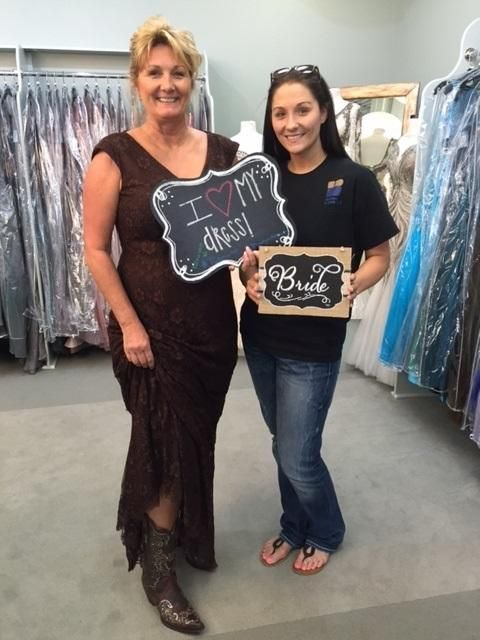 Mandy Looks Amazing In This Espresso Lace Gown By Jade