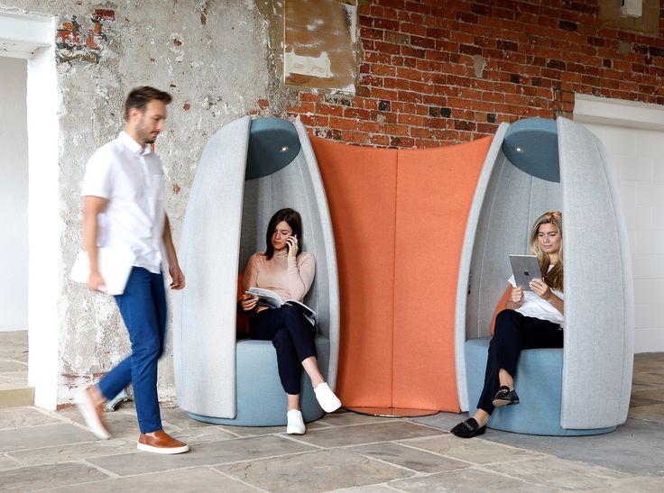 #cocoon #design #carstenbuhl #eliteofficefurniture #scandinavianfurniture #office #relax #work #music #scandinaviandesign Images kindly supplied by Elite Office Furniture UK Limited.