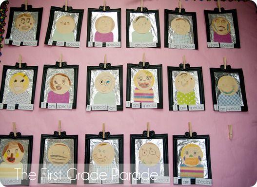 mirror portraits~too cute