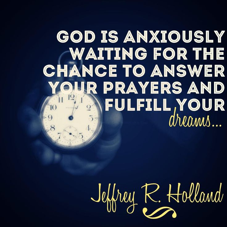 Best conference quote ever. I really, really love Elder Holland!