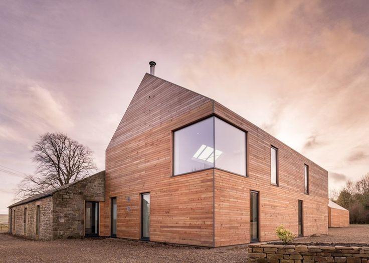 RIBA top 20 homes - Shawm House; Northumberland, England, by MawsonKerr Architects