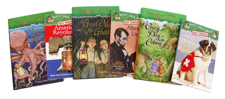A great resource to go along with the Magic Treehouse Books. Lesson Plans and great ideas!