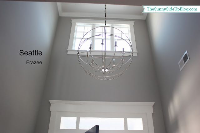 Seattle By Frazee Sunny Side Up | Paint Ideas | Pinterest | House,  Wainscoting And Paint Ideas