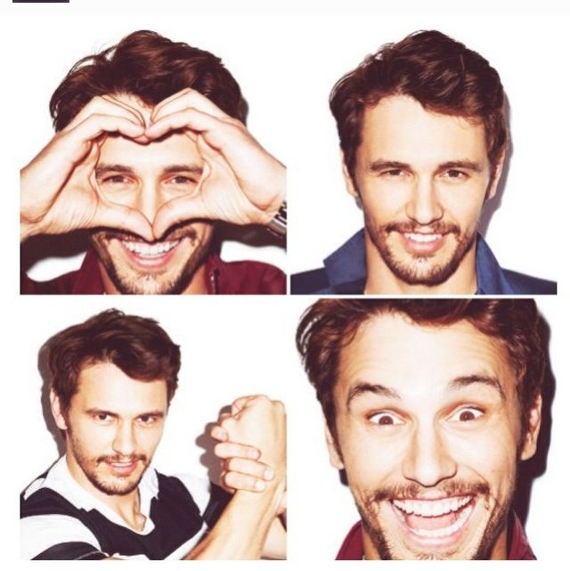 many faces of james franco