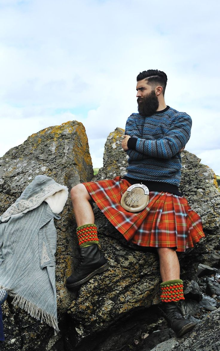 Kilt & Beard