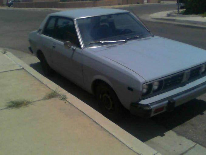 1979 Two Door Sedan In Albuquerque Nm In 2021 Datsun 510 Sedan Datsun