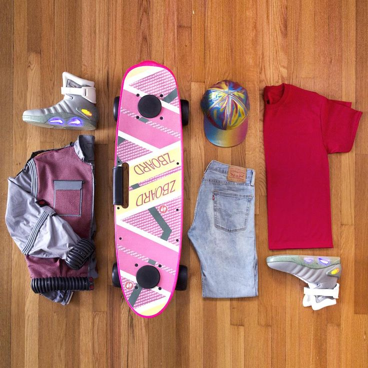 It's Back to the Future Day! Enter to win a #ZBoard Hoverboard Electric Skateboard and more! -> Back to The Future Wear #FutureDay #BTTF2015 - https://twitter.com/zboard/status/524458392803622912