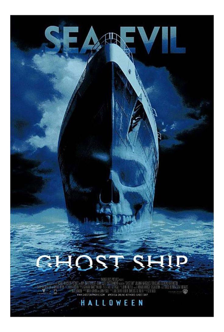 Ghost Ship 2003 16x12 A3 Movie Poster Nel 2021 Nave Fantasma Ghost Guardare Film
