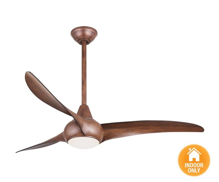 14 best light up my life images on pinterest beacon lighting beacon lighting minka aire wave ceiling fan with dimmable led warm white light in dark koa remote compatible sold separately mozeypictures Choice Image